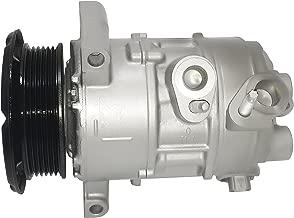 RYC Remanufactured AC Compressor and A/C Clutch IG395