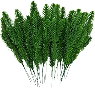Best artificial long needle pine branches Reviews