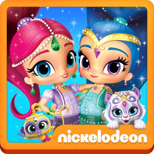 Shimmer and Shine: Magical Genie...