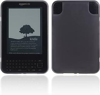 Incipio NGP Kindle Case, Translucent Mercury (Fits Kindle Keyboard)