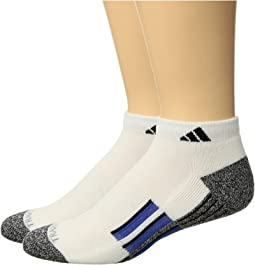 adidas - Climalite® X II Low Cut Socks 2-Pack