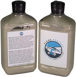 Plane Perfect Seal and Protect Aircraft Sealant and High UV Paint Protectant Polish, Aerospace Grade Sealant (2-12 oz. Spray Bottle)