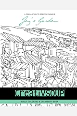 CreativSOUP for General Flow: Adult Coloring & Creativity Book (The Painting Lesson Books) Paperback