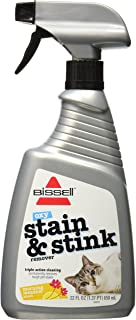 BISSELL Oxy Cat Stain and Stink Remover 22-Ounce, 48P6