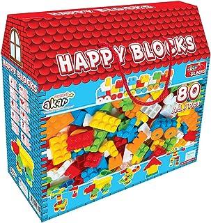 Akar - Happy Block, 80 Parça (97-719)
