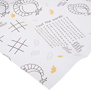 kids thanksgiving tablecloth