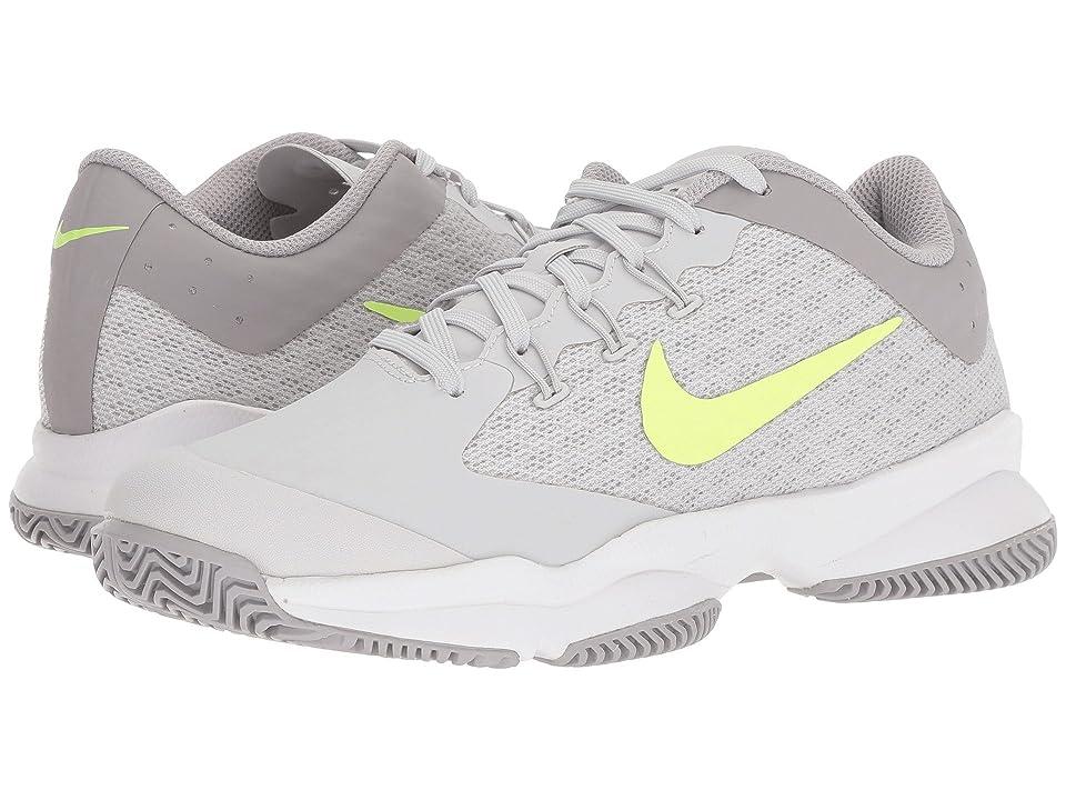 Nike Air Zoom Ultra (Vast Grey/Volt Glow/White) Women