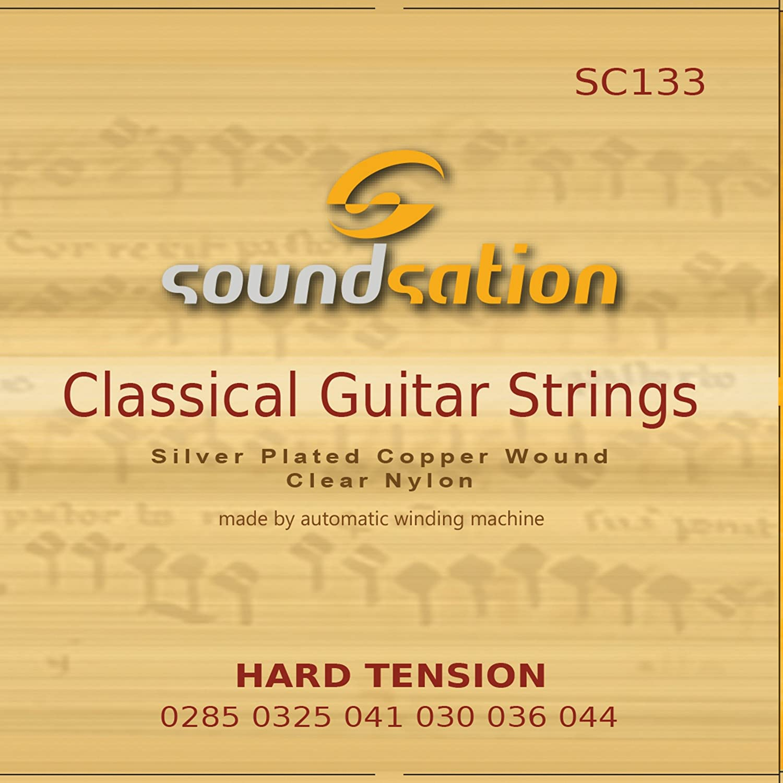 Muta corde per classica - Hard tension