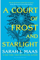 A Court of Frost and Starlight: The #1 bestselling series (A Court of Thorns and Roses Book 4) Kindle Edition