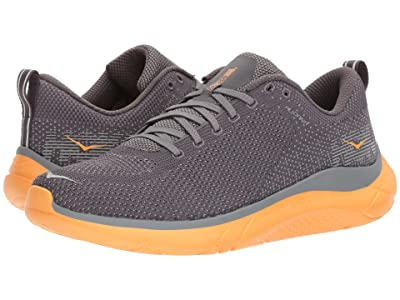 Hoka One One Hupana 2 (Blackened Pearl/Kumquat) Men