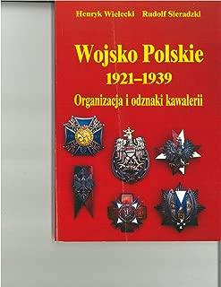 Wojsko Polskie 1921-1939 Organizacja i odznaki kawalerii