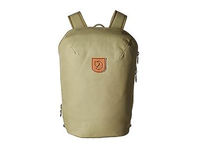 Fjallraven Kiruna Backpack (Green) Backpack Bags