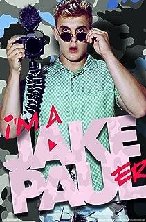 Trends International Jake Paul - Pauler Wall Poster, 22.375