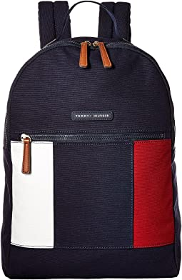 Tommy Hilfiger - TH Flag Canvas Backpack