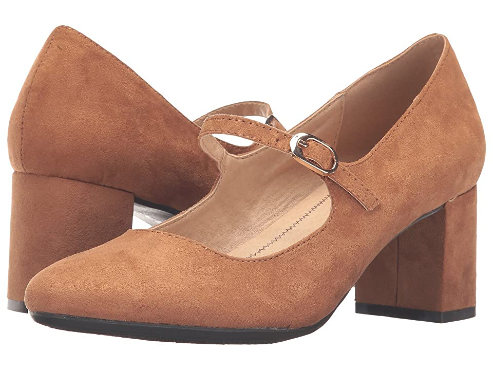 CL By Laundry Anslee (Caramel Super Suede) Women