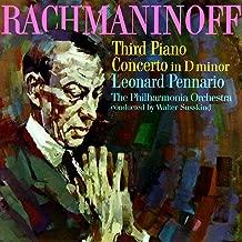 Rachmaninoff: Third Piano Concerto in D Minor