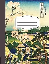 Japanese Composition Notebook for Language Study with Genkouyoushi Paper for Notetaking & Writing Practice of Kana & Kanji...