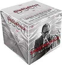 shostakovich edition brilliant classics