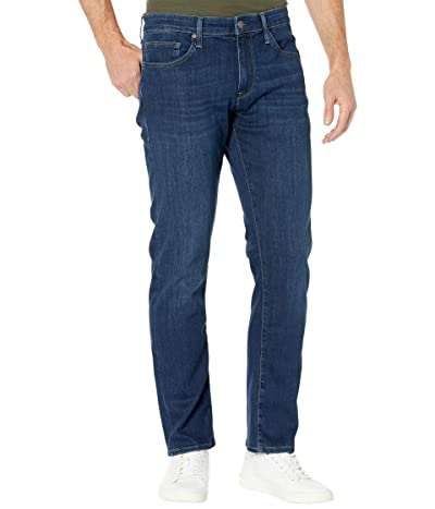 Mavi Jeans Marcus Slim Straight Leg in Dark Blue Supermove (Dark Blue Supermove) Men