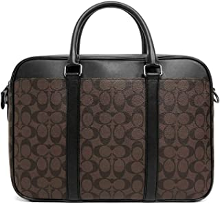 Men's Bag Business Briefcase Mahogany X Brown