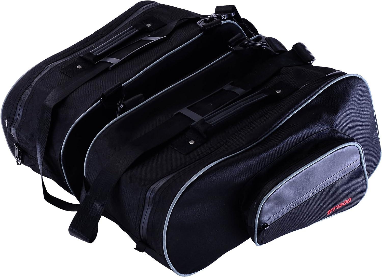 Bestem Popular popular LGHO-ST13H-SDW Black Full Size H for Sideliners Saddlebag New products world's highest quality popular