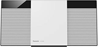 comprar comparacion Panasonic SC-HC300EG-W - Microcadena (Home Audio Micro System, 1 Discos, 20 W, de 1 Vía, Radio FM, Bluetooth, Diseño Elega...