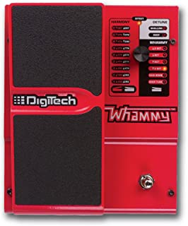 DigiTech Whammy Pedal Re-issue with MIDI Control