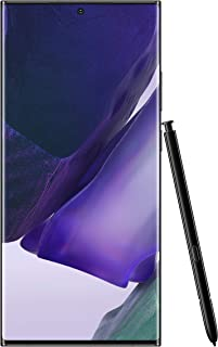 Samsung Electronics Galaxy Note 20 Ultra 5G Factory Unlocked Android Cell Phone | US Version | 128GB of Storage | Mobile G...