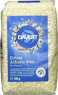 Davert Arborio Reis weiß für Risotto 1 x 500 g - Bio