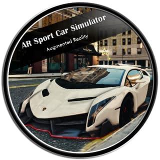 AR Sport Car Simulator