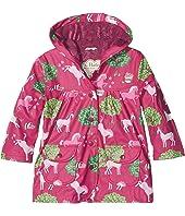 Hatley Kids - Apple Orchard Raincoat (Toddler/Little Kids/Big Kids)