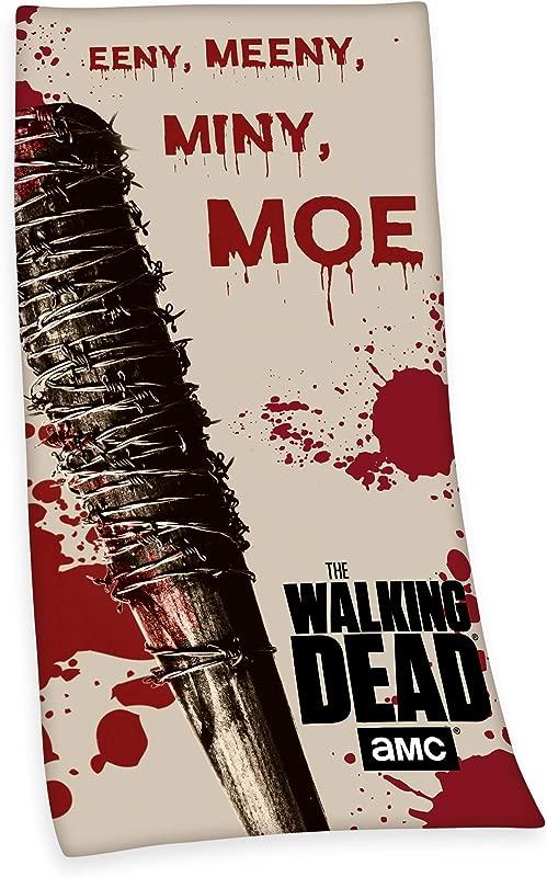 Herding The Walking Dead Lucille Eeny Meeny Towel
