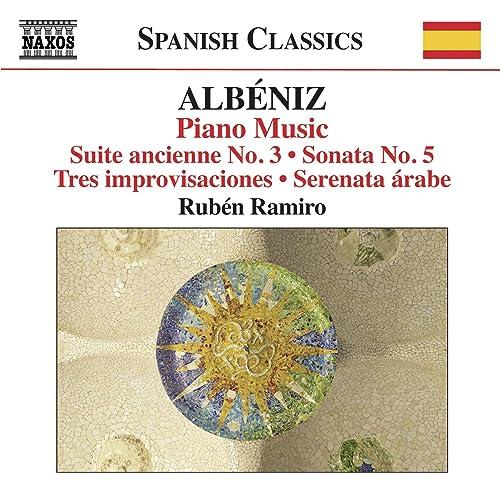 Albéniz: Piano Music de Ruben Ramiro en Amazon Music - Amazon.es
