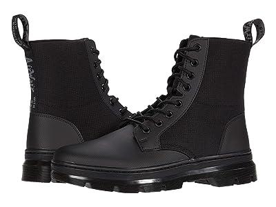 Dr. Martens Combs II (Black/Black) Boots