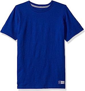پیراهن آستین کوتاه پنبه ای با عملکرد عالی Russell Athletic