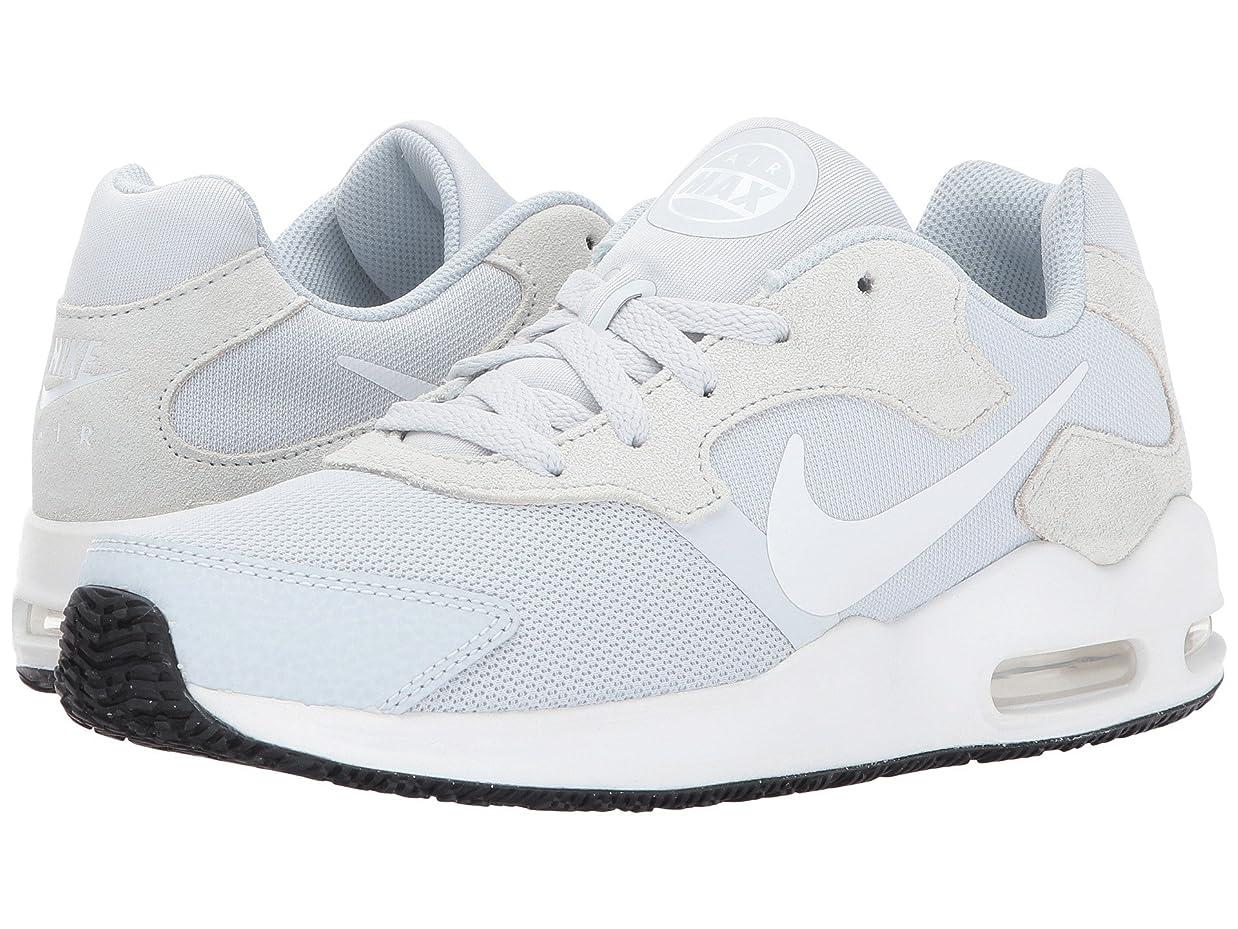 視聴者ティームジェット(ナイキ) NIKE レディースランニングシューズ?スニーカー?靴 Air Max Guile Pure Platinum/White 10 (27cm) B - Medium