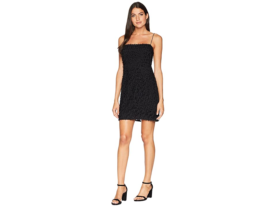 ASTR the Label Livia Dress (Black) Women