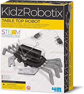 Great Gizmos - 4M Fun Science Table Top Robot Educational Toys