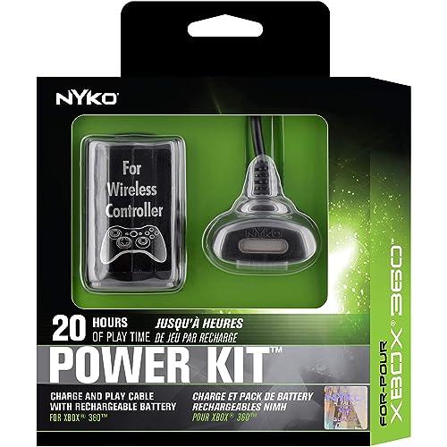 Xbox 360 Charge Kit: Amazon.com