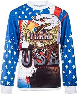 KO Sports Gear – Motocross Jersey – Team USA