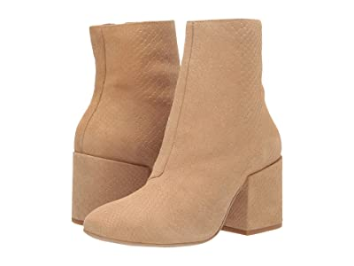 Free People Nicola Heel Boot (Sand) Women