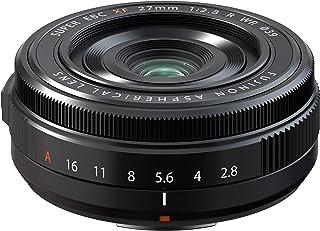 富士フイルム フジノンレンズ 単焦点レンズ XF27mmF2.8 R WR ブラック
