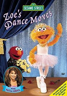 Sesame Street: Zoe's Dance Moves DVD