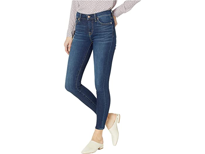 7 For All Mankind Womens b air Ankle Skinny Jeans
