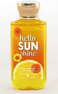 Bath & Body Works Shea & Vitamin E Shower Gel Hello Sunshine