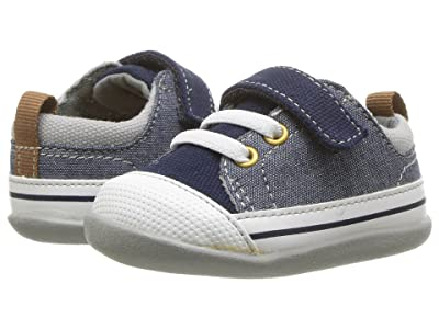 See Kai Run Kids Stevie II (Infant/Toddler) (Blue Denim) Boy