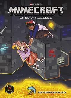 Minecraft : la BD officielle