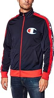 Champion LIFE Mens V3377 Track Jacket Jacket