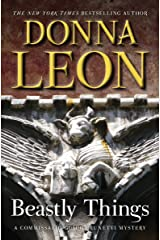 Beastly Things (Commissario Brunetti Book 21) Kindle Edition