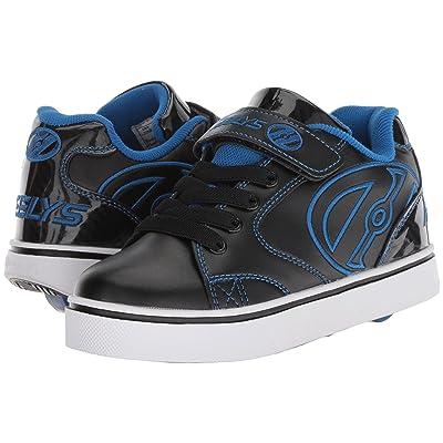 Heelys Vopel X2 (Little Kid/Big Kid/Adult) (Black/Royal) Boys Shoes